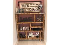 Bespoke handmade wooden unit