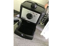 DeLhonghi Espresso/Coffee Machine