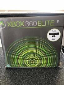 XBOX 360 ELITE 120GB BRAND NEW
