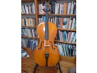 Cello 4/4 Boosey & Hawkes 400 as new