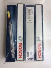 Bosch glow plugs