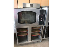 Commercial Oven With Stand - MONO BX 4/5 TRAY ECO TOUCH FG158T-B52