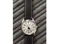 Men's oris automatic wrist watch