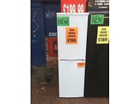 HOTPOINT FRIDGE FREEZER NEW GRADED