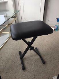 folding stagg piano stool