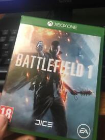 Xbox1 battlefield1