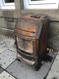 Jotul F220 petite wood stove
