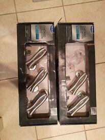 Wickes Chicago Stainless Steel Handles x 5 original packaging