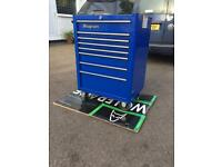 SNAP ON TOOLBOX ROYAL BLUE VERY GOOD CONDITION