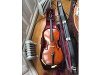 19th century English Cello