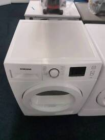 Samsung heat pump condenser dryer with warranty