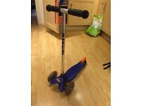 Micro scooter perfect condition