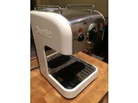 Dualit Espresso Machine PLUS Krups coffee grinder