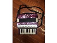 Small Piano Accordion