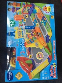 VTech Toot Toot Drivers Super RC Raceway Playset BRAND NEW BOXED