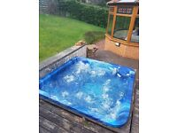 SOLD - Hot Tub / Spa for garden