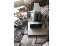 Philips DVD Player and 5.0 Surround Sound System