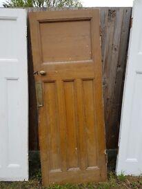 1930 style door
