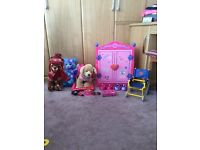 BUILD A BEAR JOB LOT OF TOYS AND ACCESSORIES