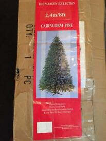 High quality 8ft artificial Christmas tree