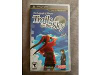 The Legends of Heroes Trails in the Sky PSP