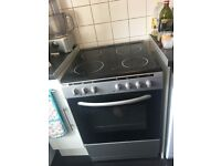 Bush ceramic Cooker 60 cm freestanding