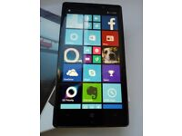 NOKIA LUMIA 930 Smartphone. 20MP Camera. 32GB Dolby Audio. 5inch. MINT CONDITION. O2/TESCO
