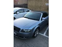 AUDI A4 CABRIOLET 2003 AUTOMATIC TIPTRONIC FOR A QUICK SALE