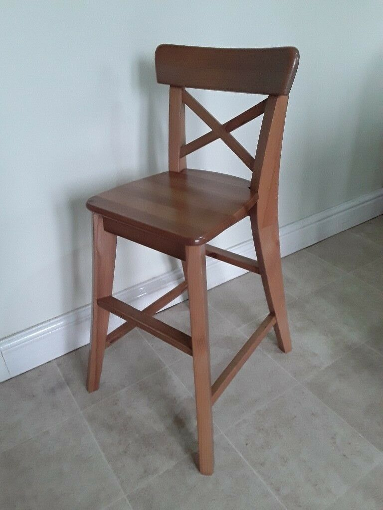 CHILDRENS HIGH DINING CHAIR