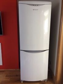 American Style Hotpoint Advanced Frost Free Fridge Freezer