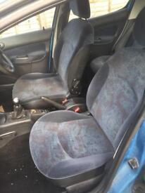 Peugeot 206 complete interior