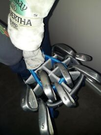 Callaway ladies golf clubs
