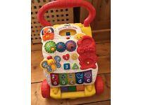 Vtech First Steps Baby Walker £10