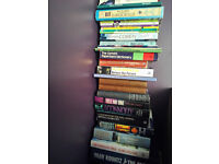 100 books for sale all good condition 20p each or £15