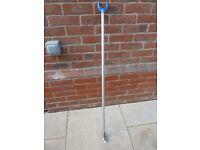 Mooring assist pole