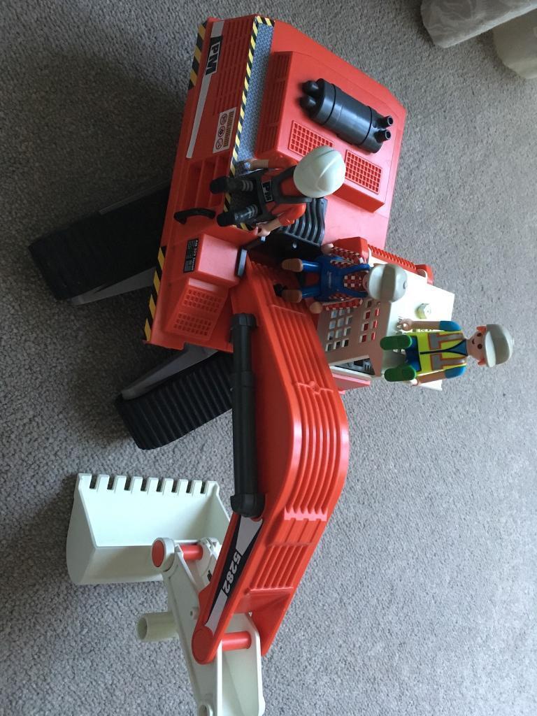 Playmobil Digger