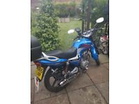 Lexmoto Arrow 125cc - LOW MILEAGE