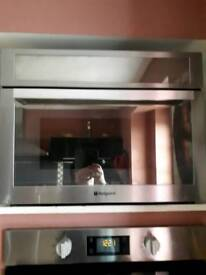 Microwave Oven/Grill combi