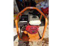 Water Pump with GX120 4.0 l Honda Engine