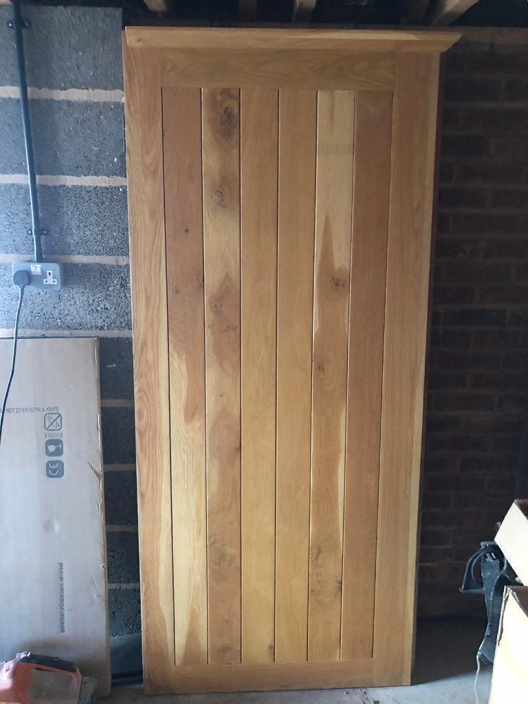 100 Solid Oak Barn Doors In York North Yorkshire Gumtree