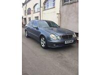 2005 55 Mercedes Benz E220 CDi Avantgarde Auto *Drives Faultless* Bargain Cheap car motor