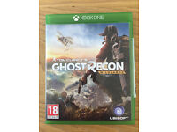 Xbox One Game - Ghost Recon Wildlands