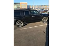 NEW MOT Jeep patriot 59 plate Full servicw history thousends of pounds worth of recipts to prove