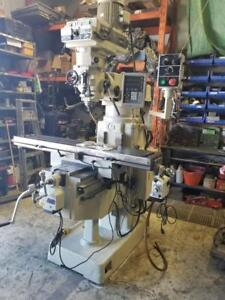 milling / fraisseuse manford variable speed