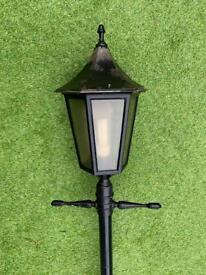 Garden Lighting ~ Street Light Type Garden Light