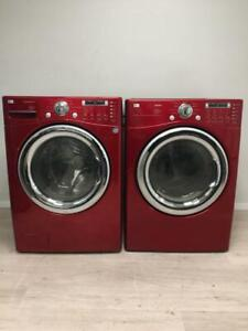 Used LG Front-Load Washer and Dryer set $750 1 Year Warranty. Professionally Reconditioned