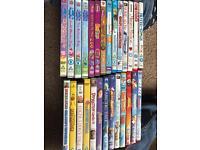Children's' DVDs