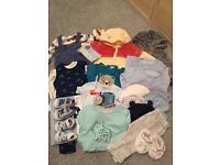 Baby Boys clothes bundles 0-3 months
