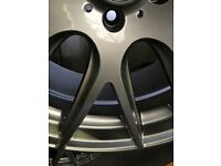 Total Trax alloy wheel refurbishers Lossiemouth