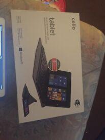 Windows 8inch Cello Tablet & Samsung Galaxy Tab model CE0168